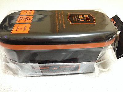 Black bento box Made In Japan