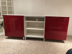 BESTA TV Media stand - IKEA- MOVING SALE