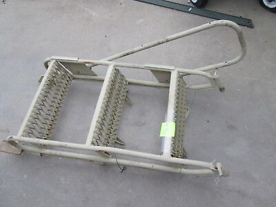 Boarding Ladder W Handrail Steel For Approx 4 Rise Military Commo Shelter