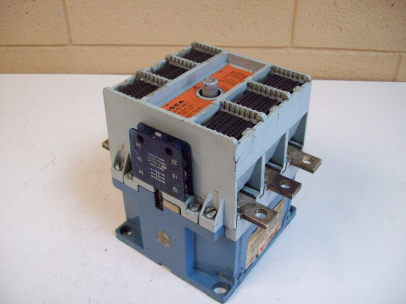 ASEA EG 315-1 WELDING ISO CONTACTOR 270A 281HP 3-PH 3-POLE- USED - FREE SHIPPING