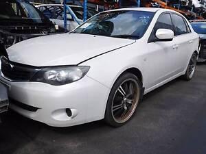 Subaru Impreza 2010 Auto RX Sedan Wrecking at General Jap Spares Cabramatta Fairfield Area Preview