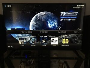Android TV Streaming box Element Ti4