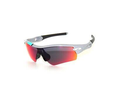 Oakley Radar Path 26-266 Fog +Red  Iridium Sunglasses Clearance for sale  Shipping to India
