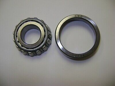 Nmd 17x40x13.25 Metric Cup Cone Tapered Roller Bearing 30203 Bab51