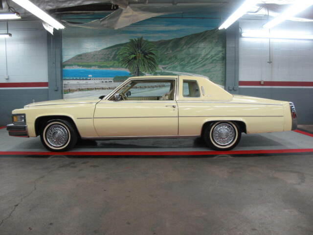 1979 Cadillac Coupe Deville.Blue Plate California Original.Nice !!