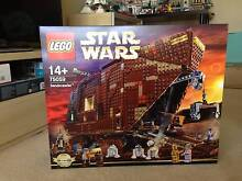 Lego 75059 Star Wars Sandcrawler BNIB Factory-Sealed Mint Hornsby Hornsby Area Preview