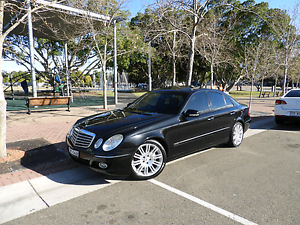 Mercedes-Benz E280 CDI 3.0L Turbo Diesel Intercooled.