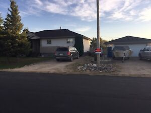 Home for Sale in Beautiful Big River Sk.