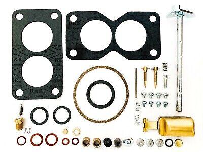 John Deere Dltx Duplex Carb Kit W Throttle Shaft Float 60 620 630 70 720 730