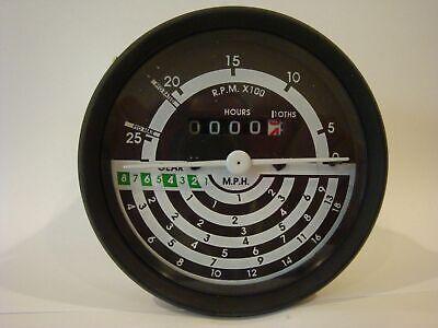 Al30803 Tachometer For John Deere Tractor 820 920 1020 1120 1520 2020 2120 830
