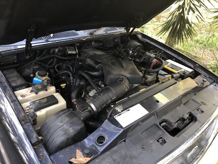 Ford Explorer engine and parts
