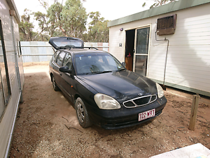 Daewoo Nubira Station Wagon 2002 - ideal for Backpackers Perth Perth City Area Preview