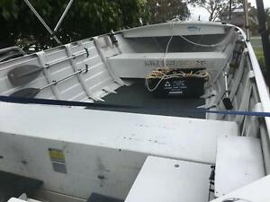 Quintrex 445 Dory For SALE in Great Condition