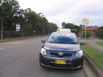 LEARN-2-DRIVE SCHOOL : Macarthur and Liverpool Services NSW