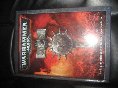 Warhammer 400000 Source Book Hardback Games Workshop