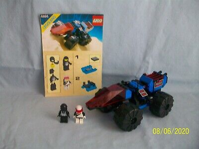 Lego Set 6895 Spy-Trak I VINATGE SPACE POLICE 100 % complete w/ instructions