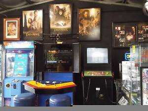 ARCADE GAMING MACHINES ARE NOW AT CARRARA MARKETS !! Carrara Gold Coast City Preview