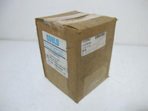 NEW Gould ITE Siemens 2195-X1261 ITE Control Contactor 120V Coil 4P NIB Rowan