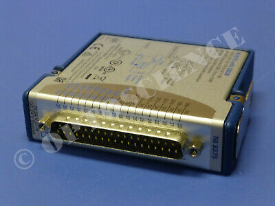 National Instruments Ni 9375 Cdaq Digital Input Output Module 32ch Dio D-sub