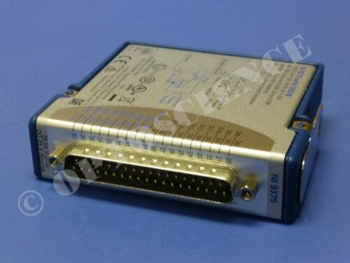 National Instruments NI 9375 cDAQ Digital Input / Output Module, 32ch DIO, D-Sub