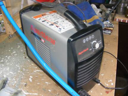 Make Garden Art - with Hypertherm Powermax 30 Plasma Cutter Setup
