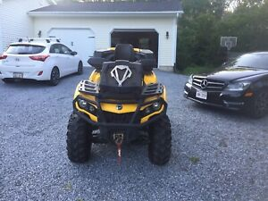 Can-am Outlander 1000 Max XT   2013