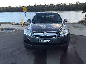 2009 HOLDEN CAPTIVA  7 SEATER LOW KMS Lansvale Liverpool Area Preview