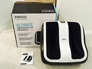 Homedics Foot & Calf massager - vibration and heat FCC2000 Wentworth Falls Blue Mountains Preview