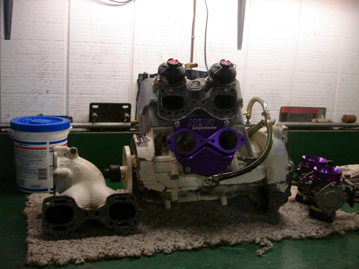 SeaDoo XP 787 800 Race Motor Big Bore Kit ve Cylinder 1000