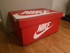 Giant Shoe Box Westmead Parramatta Area Preview