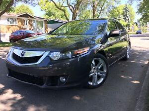 **ACURA TSX V6 TECH PACKAGE** RARE