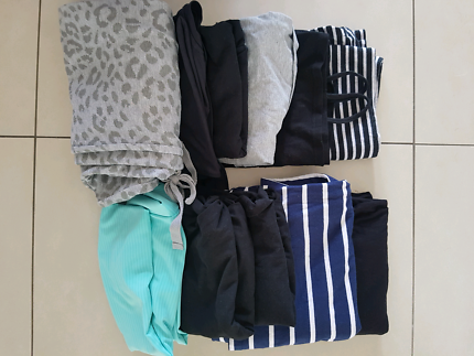 Bundle of pregnancy and breast feeding clothes!