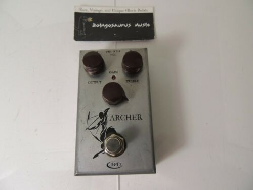 J. Rockett Archer Overdrive Effects Pedal Free USA Ship