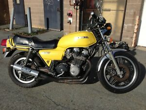 1979 Honda CB 750 (with 1000cc engine)