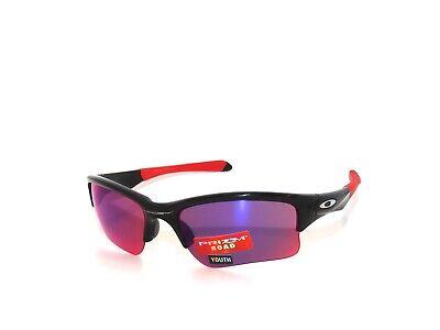 Oakley Sunglasses Quarter Jacket 9200-18 Black  Prizm Road Polarized (Oakley Jackets Sale)