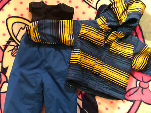 Columbia snowsuit 12-18 months
