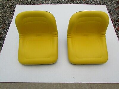 Pair Gator Seats To Fit John Deere Cs 4x4 4x2 6x4 Turf Trail Am133476 Am129968