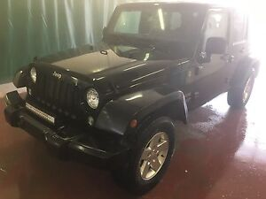 FURTHER REDUCED!!! 2014 Jeep Wrangler Sport Unlimited! O.B.O