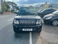 2011 Land Rover Discovery 3.0 SDV6 255 HSE 5dr Auto ESTATE Diesel Automatic