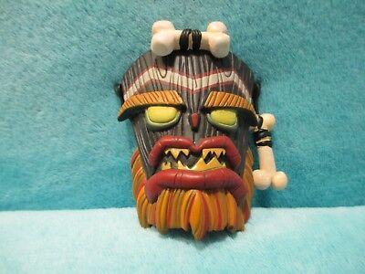 UK Aku Crash Bandicoot Uka Halloween Kostüm Verkleidung Maske Erwachsene