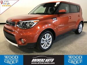 2018 Kia Soul EX ACCIDENT FREE, HEATED STEERING WHEEL, REARVI...