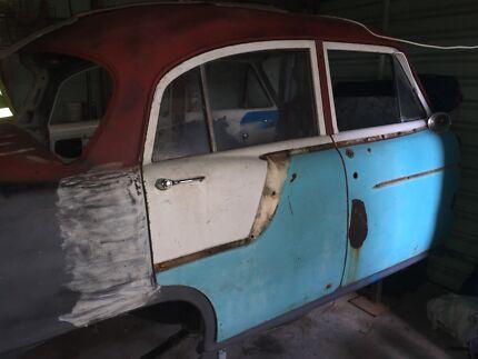 Holden fe fc  sedan 1956. Gwandalan Wyong Area Preview