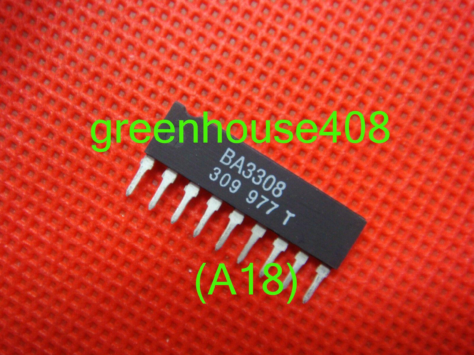 BA3308F-E2 IC PREAMP AUDIO STER AB 14SOP 3308 BA3308 25PCS