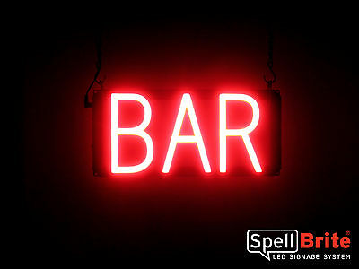 Spellbrite Ultra-bright Bar Sign Neon-led Sign Neon Look Led Performance