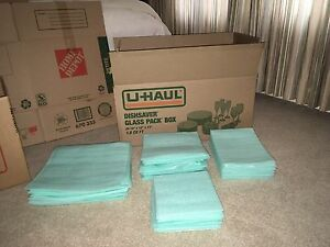 Uhaul moving boxes and supplies