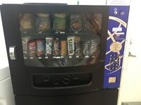 Vending Machines for sale (locations included)