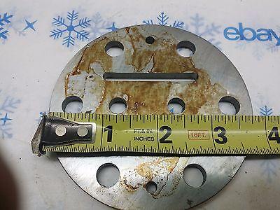 High Pressure Compressor Worthington Valve Plate 4330-00-706-7757 Plt-142