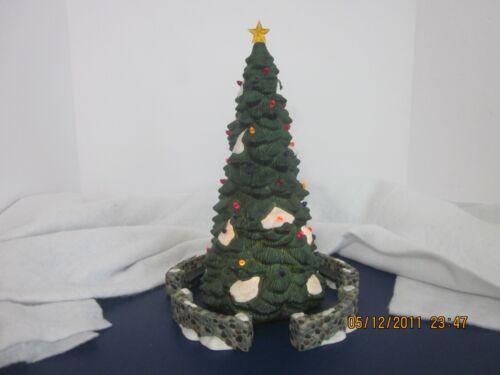 Dept 56 Heritage Village Town Tree Set 55654