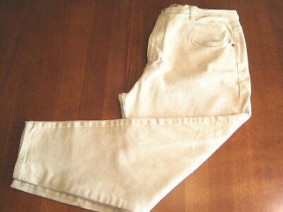 Cherokee Cotton Belt (Cherokee Women Stretch Jeans White Size 22 WS 96%Cotton/4% Spandex Belt Loops)