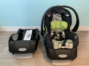 Evenflo Embrace 35 Car Seat with 2nd Car Base !!